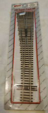 Atlas Super Track Code 83 #6 Left Turnout Item #505 HO Scale