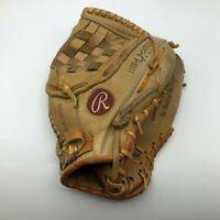 "Vintage Rawlings RBG-36 12"" Dale Murphy RHT Baseball Glove Mitt  T4"