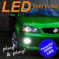 #H51 Pair of H11 LED Light Bulb to Suit Holden VE Commodore Fog Light SV6 SS SSV