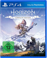 Horizon Zero Dawn Complete Edition (PS4) (NEU & OVP DT. VERSION) (Blitzversand)