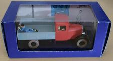 Camions miniatures tintin