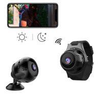 HD 1080P WIFI Outdoor Smart Wristband Bracelet cam Video Camera Recorder DVR