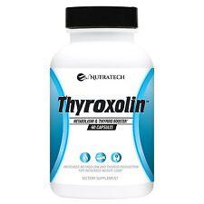 Thyroxolin – Scientifically Engineered to Support Thyroid, Boost Metabolism!