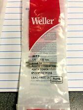 Weller Soldering Tip Mt1 Cutting Tip Soldering Gun Tips Rohs Compliant
