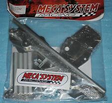 protection de radiateur aluminium MECA'SYSTEM KTM SX-F 250 2006 EXC-F 250 2007