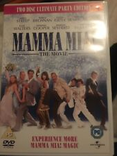Mamma Mia! (DVD, 2009, 2-Disc Set)