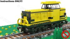 CUSTOM TRAIN MOD ENGINE #4564 6 WIDE to power with POWERED UP MOTOR PLANS!