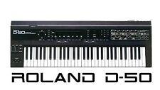Roland D50 Samples Para Korg Kronos