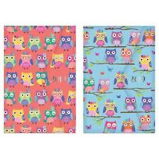 2019 A5 Organiser Owl Design with Magnetic Closure