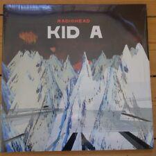 XLLP  Radiohead KID A 2 LP