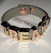 BCBG Generation DREAM Bracelet Snap New With Tag Rose Gold Color