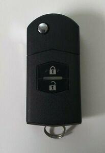 Genuine Mazda complete remote key Mazda 2 Mazda 3 CX-7 CX-9 SKE-126 ID63