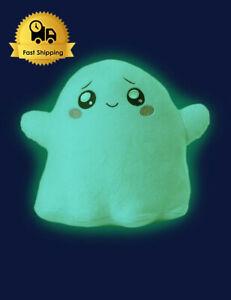 LankyBox Glow in the Dark Ghosty Plush Toy Stuffed Official LankyBox Merchandise