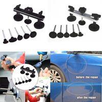 Aluminum Auto Car Body Paintless Bridge Dent Puller Removal Repair Tool Kit Set