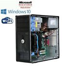 Build Your PC. Customized Dell Tower Desktop Computer Windows 10