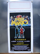 SUPER MARIO BROS Locandina Poster Affiche COMICS CARTOON VIDEO GAME VIDEOGIOCO 7
