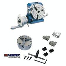 Teilapparat 110 mm mit 100 mm 3 Backenfutter inkl. Montagematerial VERTEX