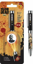 WALKING DEAD - PROJECTOR INK PEN - BRAND NEW - ZOMBIES TV 4042