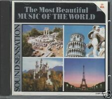 Sound Sensation The Most Beautiful Music of the World [Madacy] (CD,...