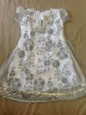 girls indian dress suit size(30)