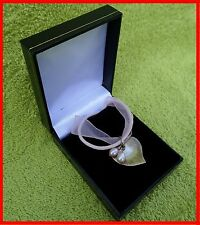Jewellery Presentation Box, Pendant, Leatherette Range, Gift, Weddings, New
