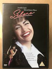 Jennifer Jlo Lopez Selena ~ 1997 Perez Singer Music Biografía Drama Raro Gb DVD