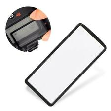 Camera Top LCD Screen Protector Cover Anti-explosion for Nikon D750 D7500