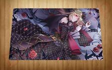 Vampire YuGiOh Trading Card Game Anime Playmat Play Mat Mouse Pad FREE SHIPPING