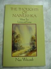 The Thoughts of Nanushka Nan Witcomb Volume 2 Loving & living 1972 pb B36