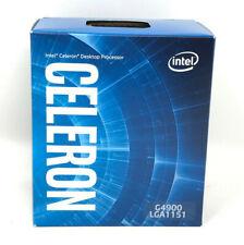 Intel Celeron G4900 Coffee Lake 3.1 GHz LGA 1151 Boxed Processor