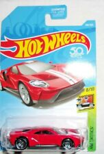 Hot Wheels '17 Ford GT #240 HW Exotics #8 of #10 Red HTF!