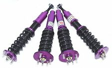 Coilover Suspension Lower Kits for Honda Accord 98-02 Acura CL 01-03 Purple
