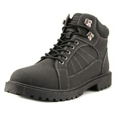 Synthetic Work Boots - Men's Footwear