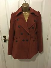 Next Casual Double Breasted Hip Length Women's Coats & Jackets