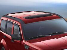 New Dodge Jeep Sunroof Air Deflector Ventvisor Mopar Factory Oem 82210699AB
