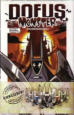 DOFUS MONSTER-Der schwarze Ritter-Bruno Waro-Mojojojo+TOT-AncestralZ-Manga-neu