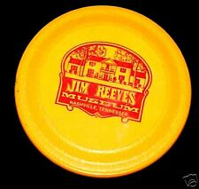 JIM REEVES country music Frisbee Nashville 1970s