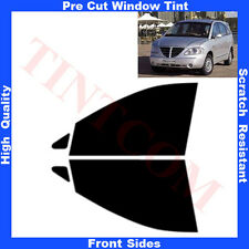 Pre Cut Window Tint SSangYong Rodius 5 Doors 2005-2009 Front Sides Any Shade