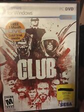 The Club (PC Games). Brand New. Free Month Love Gold Trial Included