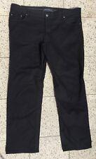 Perma Black Brax Carlos Jeans Herren Hose schwarz Freizeit Sommer Größe W42 L32