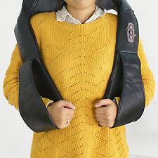 Electric Shiatsu Kneading Massager Pillow Massage For Back Neck Foot Shoulder
