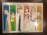 Hot Gimmick English Manga Vol 1 & 2 (1-6, Chap 1-27) VizBig Edition Three In One