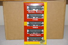 N Scale Model Train Carriages
