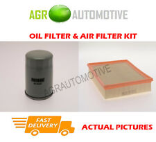 PETROL SERVICE KIT OIL AIR FILTER FOR VAUXHALL VECTRA 1.6 105 BHP 2006-09