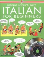 Italian for Beginners (Languages for Beginners) New Audio CD Book Angela Wilkes,