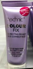 TECHNIC COLOUR FIX CORRECTING PRIMER BASE CORRECTRICE MAKE UP FOR GIRLS 35ML