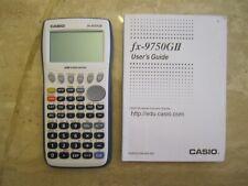 Casio Fx-9750Gii Graphing Calculator