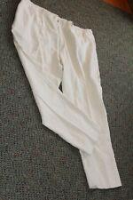 Nwot Carribean 100% Linen Relax Pants Size 48x32