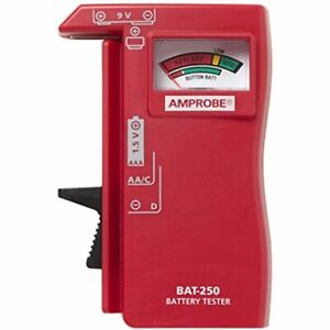 Amprobe BAT-250 Battery Tester Home Improvement