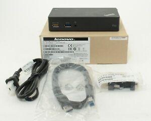 Lenovo 40A70045US USB 3.0 Pro Docking Station DK1522 40A7; SMO 483268